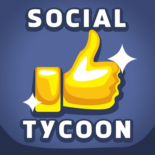 Social Tycoon - Idle Fun Clicker & Money Tap Games