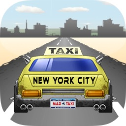 New York Mad Taxi Driver