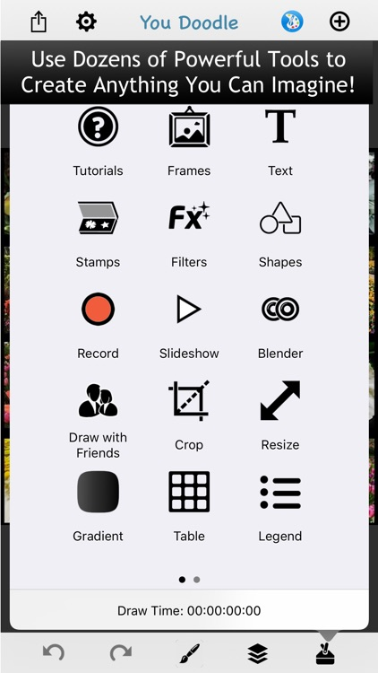 You Doodle Pro - Dozens of powerful tools for you! screenshot-3