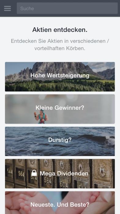 StockflareScreenshot von 2