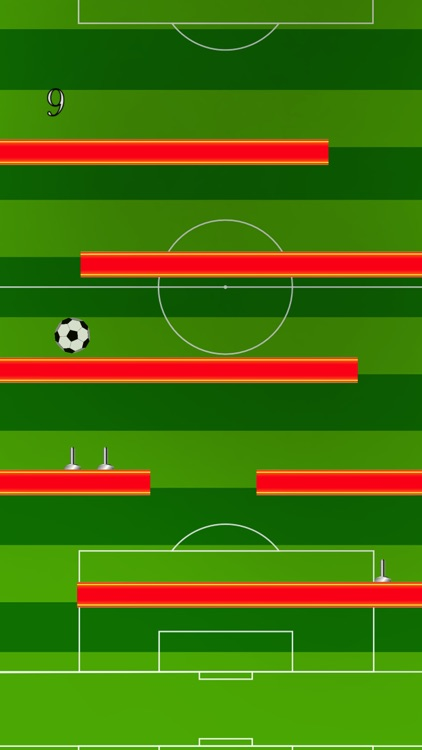 Soccer Ball Runs Away