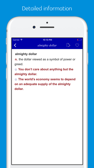 American Slang and Colloquialism Dictionaryのおすすめ画像2