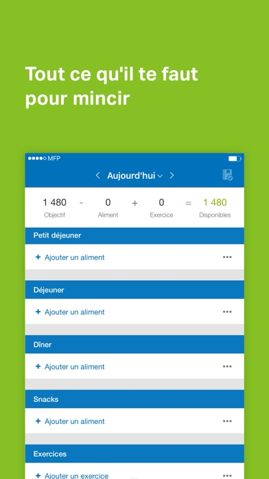 download MyFitnessPal apps 4