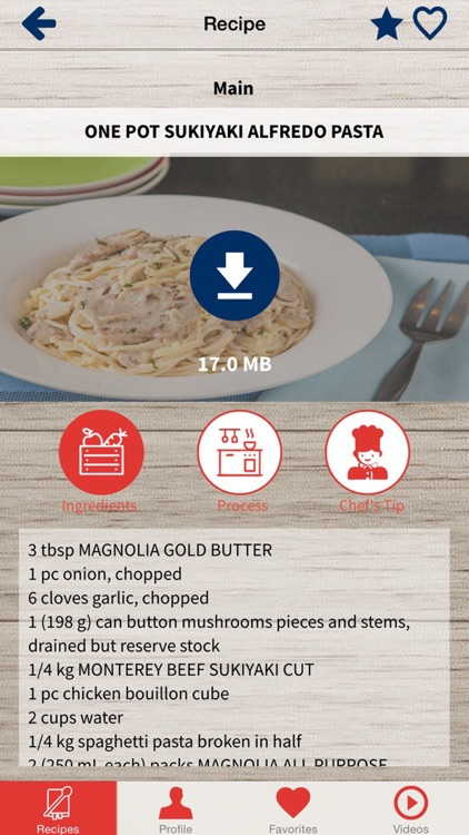 Home Foodie Madalicious Meals screenshot-3