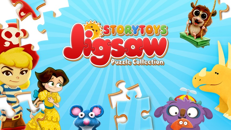 StoryToys Jigsaw Puzzle Collection screenshot-0