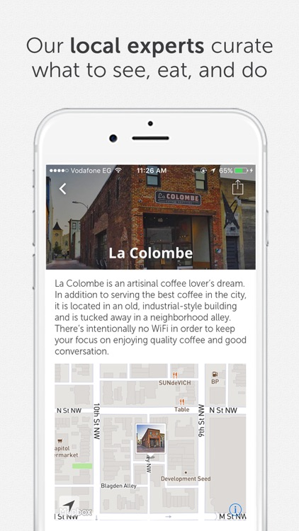 TripScout - Local Travel Guide