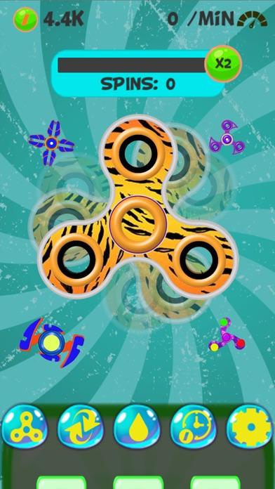 New Fidget - Finger spinner games screenshot one