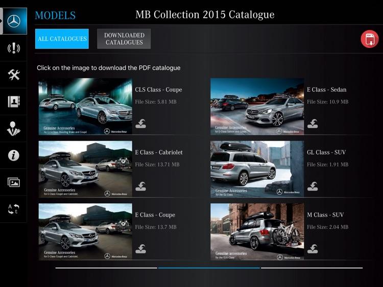 EMC Mercedes-Benz HD screenshot-3