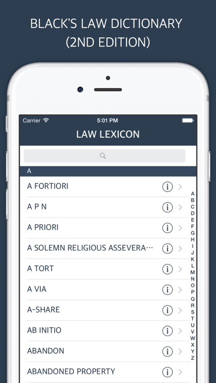 Law Lexicon
