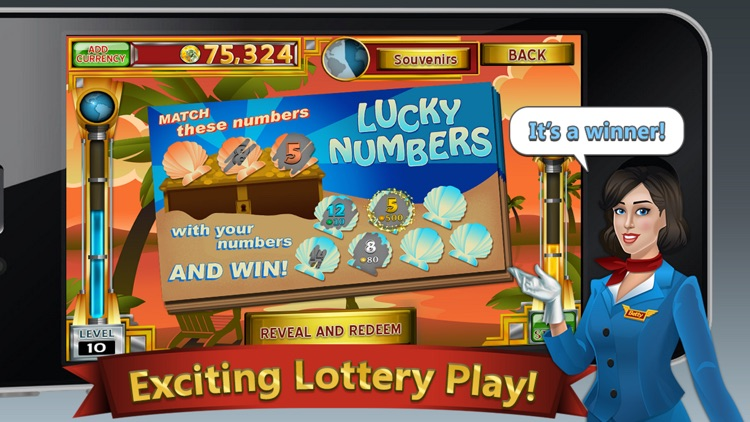 JetSet Scratch Lotto screenshot-0