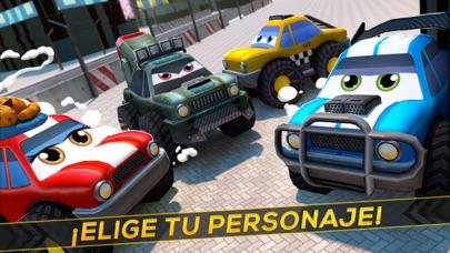 McQueen Speed CarsCaptura de pantalla de3