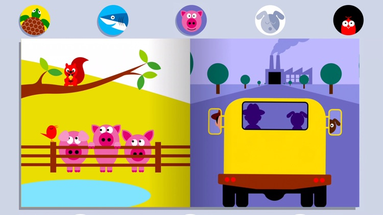 Animal Rescue Book screenshot-4