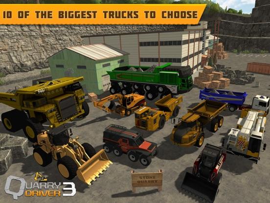 Quarry Driver 3: Giant Trucks на iPad