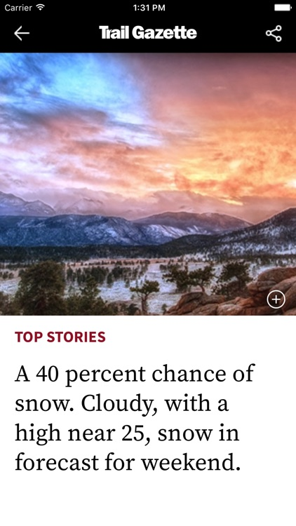Estes Park Trail-Gazette