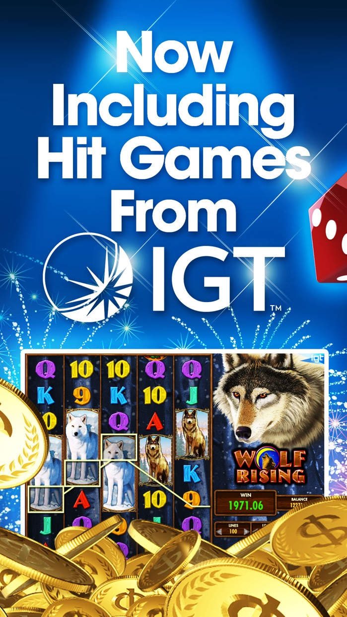 Parx Online™ Slots & Casino Games Screenshot