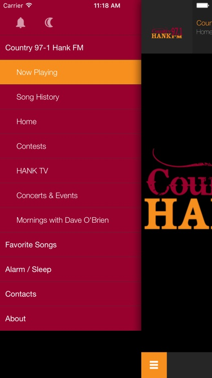Country 97-1 Hank FM