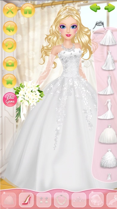 Download Wedding Salon Girls Makeup Dressup And Makeover Ios Games