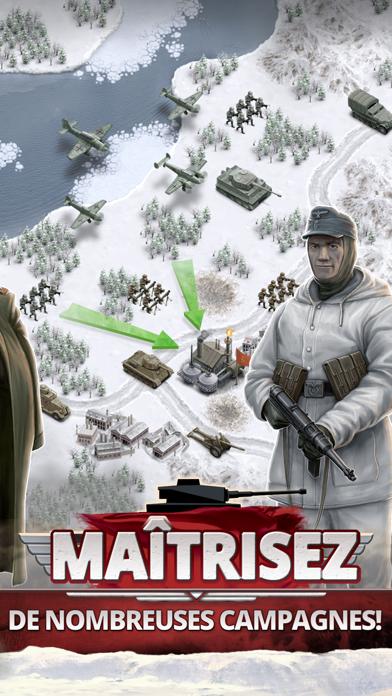 Screenshot #3 pour 1941 Frozen Front