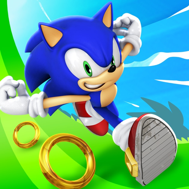 sonic dash on the app store. Black Bedroom Furniture Sets. Home Design Ideas