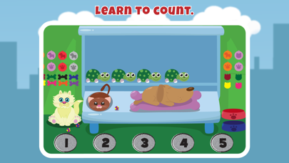 Learn to count numbers with Teacher TIlly Screenshot 2