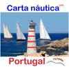 Marinha: Portugal - Carta náutica
