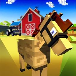 Blocky Horse Simulator Full