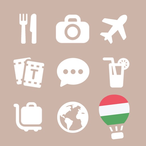 LETS Travel Hungary! Hungarian Phrase Guide Book