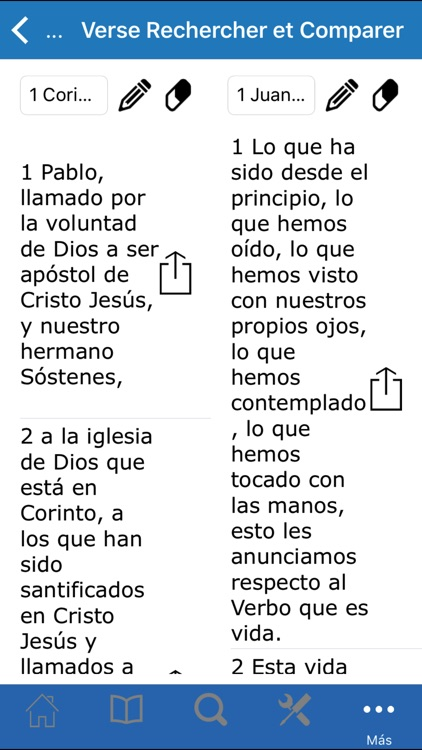 La Santa Biblia NVI - (The NVI Bible in Spanish) screenshot-4