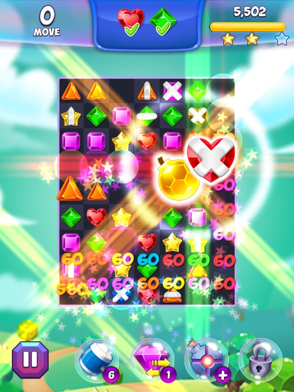 Jewel Match King: Quest для iPad