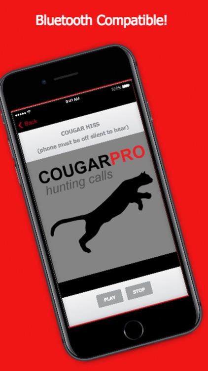 Predator Calls for Cougar Hunting