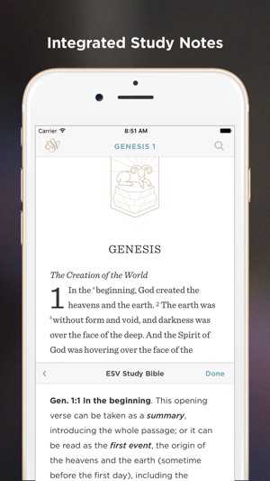 Esv Bible On The App Store