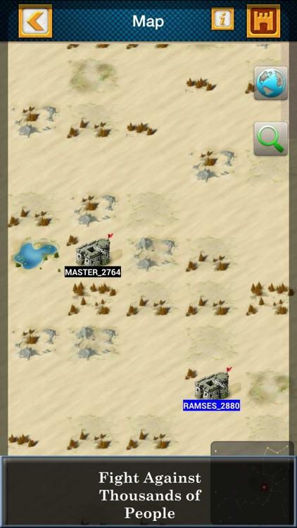 Master of War Strategy Game screenshot-3