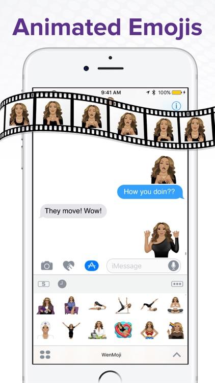 WenMoji by Wendy Williams screenshot-3