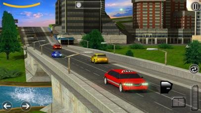 Limo Taxi Transport Sim - Pro Screenshot 5