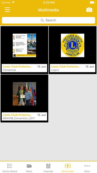Lions Club Pretoria South screenshot four