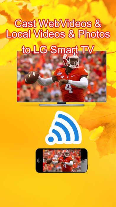 Cast All Video & TV for LG Smart TV