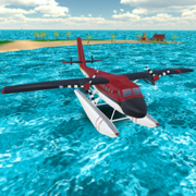 Sea-Plane: Flight Simulator 3D