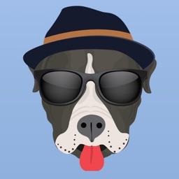 PitMojis - Pit Bull Emoji & Stickers