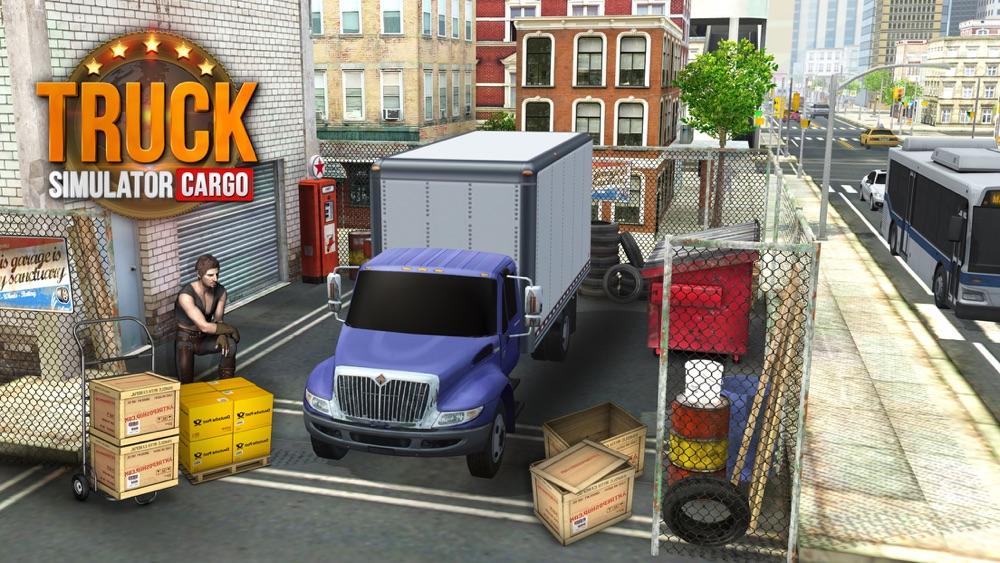 Truck Simulator Cargo Cheat Codes