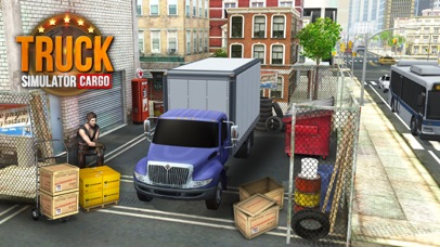 Truck Simulator Cargo screenshot 1