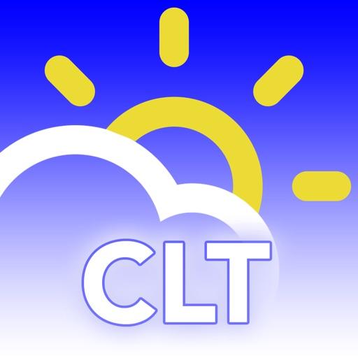 CLTwx: Charlotte NC weather forecast traffic radar by