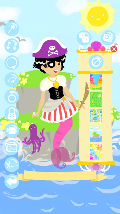 Little Mermaid Fashion Show screenshot-3