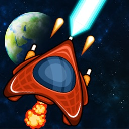 Galaxy Shooter Classic : Guardians Space on Fire