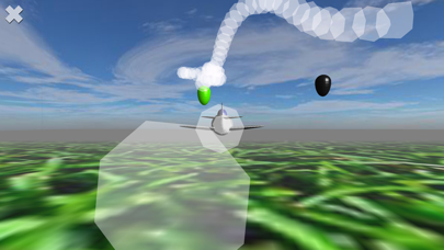 Little Airplane 3D for kids: learn colors, numbers screenshot three