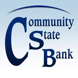 Community State Bank IA for iPad