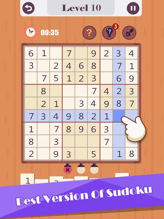 Sudoku - Classic Sudoku Puzzle Games | App Price Drops