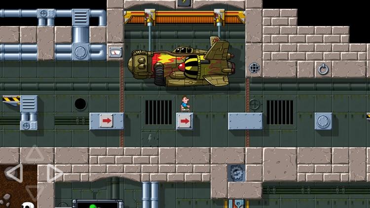 Archibald's Adventures Lite screenshot-4