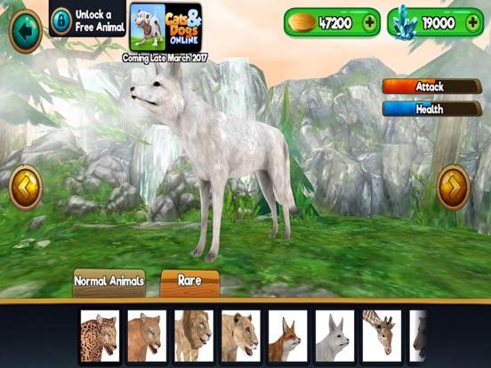 Игра Animal Online: Cat Hunt-ing Sim-ulator