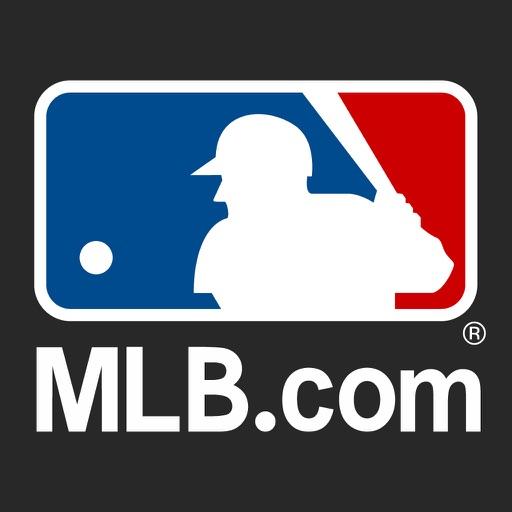 MLB.com At Bat app logo