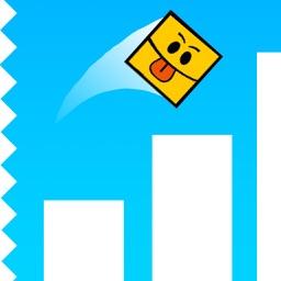 Endless Cube Pillar Jump